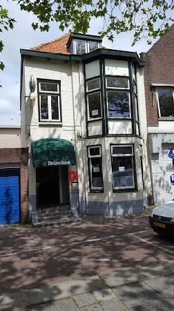 Café voor € 950,- huur op zeer goede locatie in Terneuzen. foto 7
