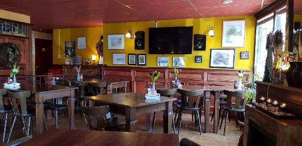 Veurne good bot geete vot! Gezellig bruin Eetcafé Tubbig foto 4