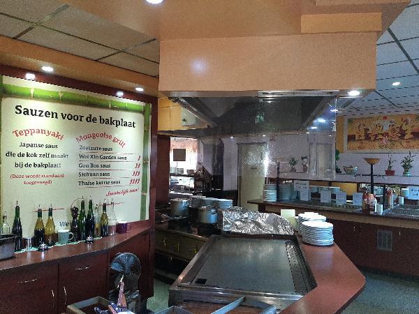 Restaurant Wei Xin Garden foto 2