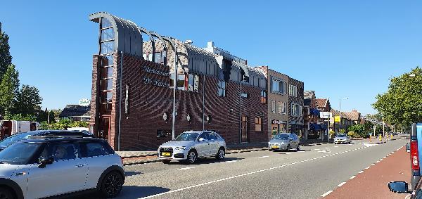 Markant Vastgoed met horeca exploitatie Enschede bj. 2004 op superlocatie