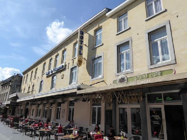 Hotel met restaurant en Grand café centrum Valkenburg foto 2