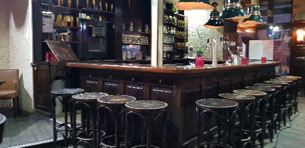 Café centrum Hengelo A1 hoeklocatie foto 5