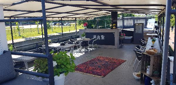 Pannenkoekenboot & à la carte restaurant Haven Noordzijde 65 foto 13