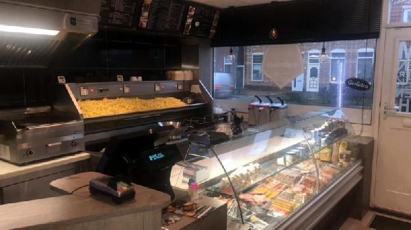 Cafetaria te koop in centrum Bergen op Zoom foto 2