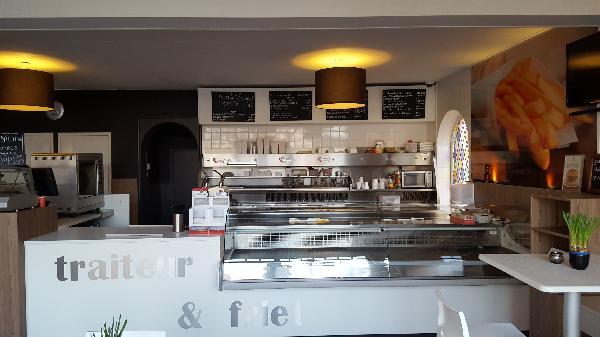 Instapklaar Cafetaria / Traiteur te huur/koop in IJzendijke. foto 5