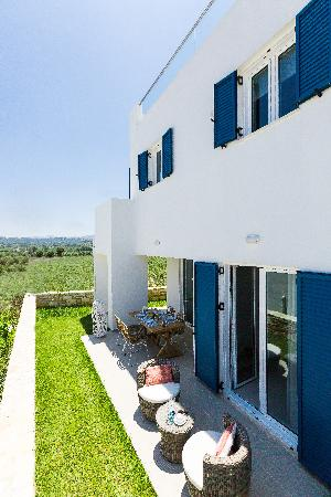 Triton investments-mooie unieke villa's in Rethymnon ( Kavros) op het eiland Kreta foto 12