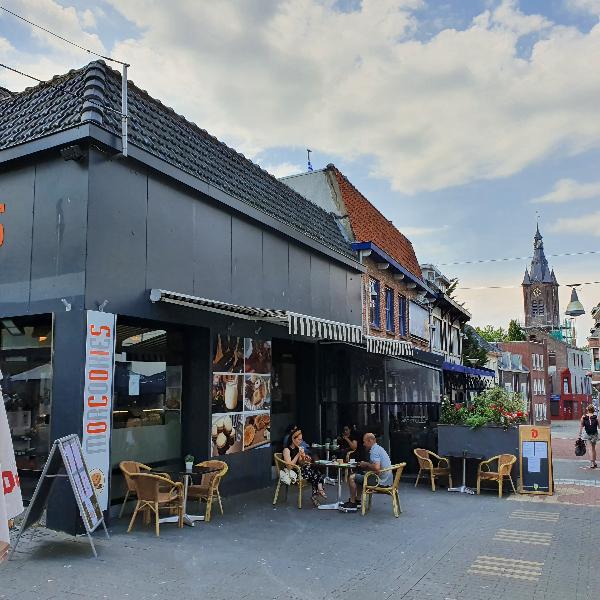 Winkelpand te huur in de  Noordstraat Terneuzen. foto 5