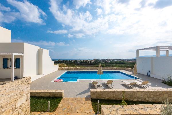 Triton investments-mooie unieke villa's in Rethymnon ( Kavros) op het eiland Kreta foto 15