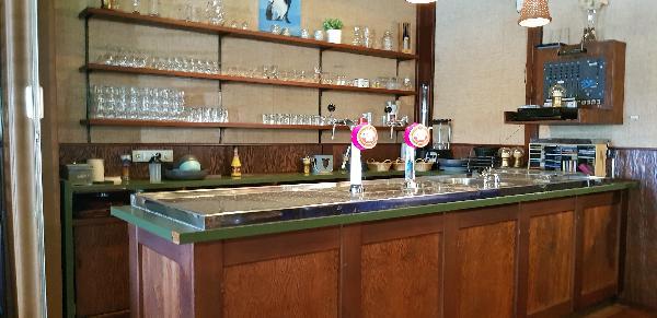 Eetcafé Cafetaria Zaal Terras (Vastgoed Huur of Koop) ca 900m² foto 15