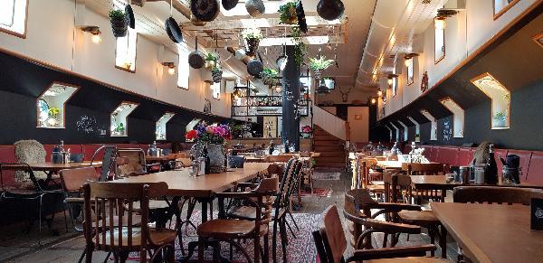 Pannenkoekenboot & à la carte restaurant Haven Noordzijde 65 foto 16
