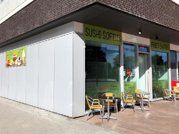 Cafetaria & Sushi te koop Gerretsonplein te Eindhoven foto 10