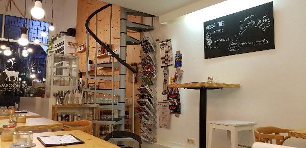 DE NOORMAN Scandinavische Lunchroom Ontbijt Lunch Koffie Taart Catering Take Away foto 23