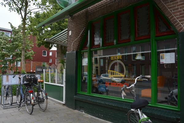 Eetcafé op driesprong aan doorgaande weg vanuit het centrum Deventer foto 5