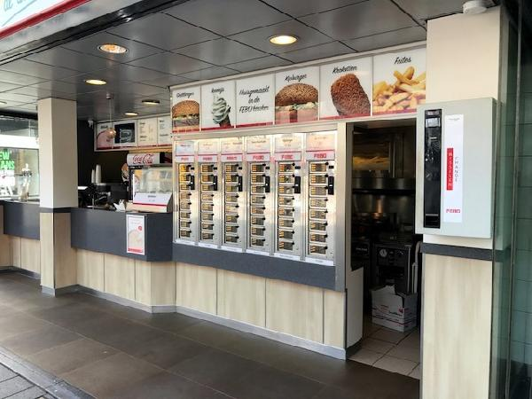 Cafetaria / automatiek te koop in centrum Rotterdam foto 4