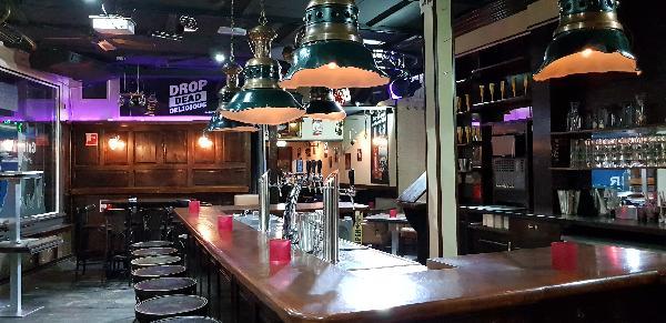 Café centrum Hengelo A1 hoeklocatie foto 6