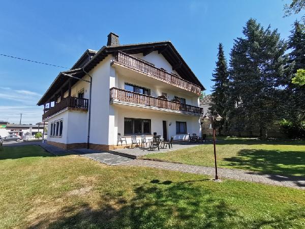 Mooi hotel nabij Bittburg foto 1