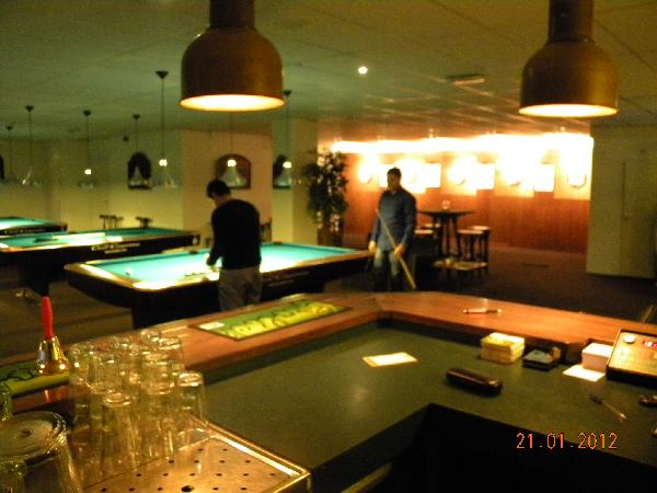 Party & Pool Carambole Dart Centrum Almelo 3 etages horeca 1800m2 foto 18