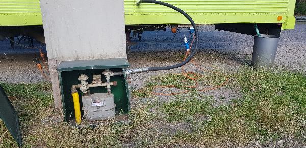 Friet & Snackfoodtruck Apeldoorn / Beekbergen standplaats op parkeerplaats/carpoolplaats  foto 27