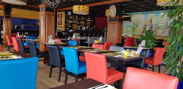Mexicaans / Zuid Amerikaans Restaurant met groot terras en Gratis parkeren foto 5