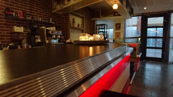 Lunch & Dinnercafé met afhaal & bezorg functie  in modern overdekt winkelcentrum in het bruisende hart van Hoogeveen foto 12