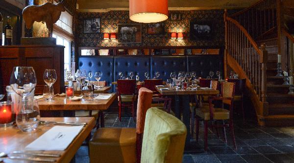 Sfeervol gerenommeerd restaurant in rijksmonument ter overname.  foto 6