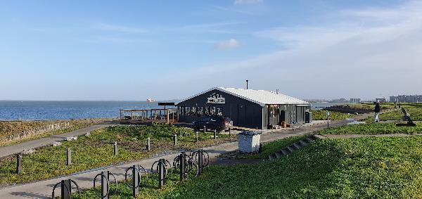 Pachter voor strandpaviljoen aan de Westerschelde gezocht. foto 2