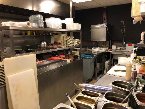 Te koop Sushi/Grillrestaurant Watami te Wageningen foto 8