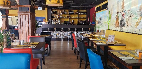 Mexicaans / Zuid Amerikaans Restaurant met groot terras en Gratis parkeren foto 6