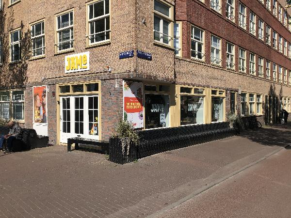 A1 locatie Amsterdam Oost foto 2