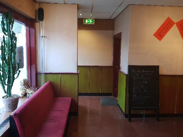 Afhaal/bezorg restaurant met grote Catering keuken en ruime bovenwoning met groot terras foto 5