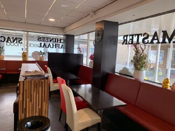 Cafetaria / Chinese-afhaalzaak in winkelcentrum Breda foto 3