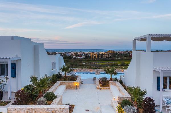 Triton investments-mooie unieke villa's in Rethymnon ( Kavros) op het eiland Kreta foto 13