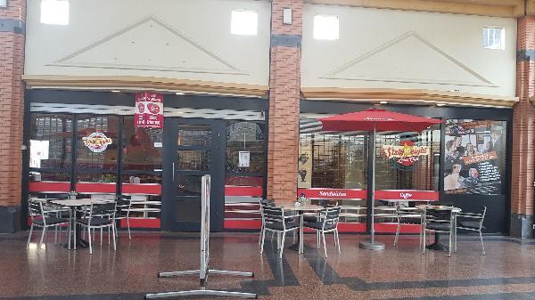 Lunch & Dinnercafé met afhaal & bezorg functie  in modern overdekt winkelcentrum in het bruisende hart van Hoogeveen foto 32