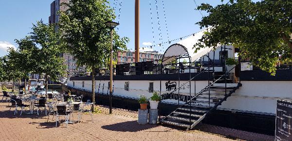 Pannenkoekenboot & à la carte restaurant Haven Noordzijde 65 foto 1