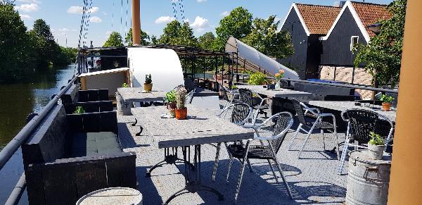 Pannenkoekenboot & à la carte restaurant Haven Noordzijde 65 foto 9