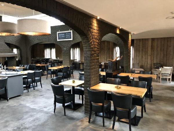 Restaurant - kantoorgebouwen - Parc Patersven - Wernhout foto 20