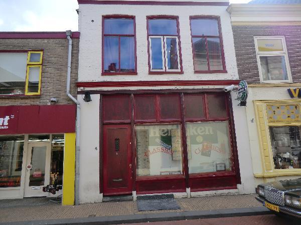 Steenwijk groot cafe ter overname  centrum foto 1