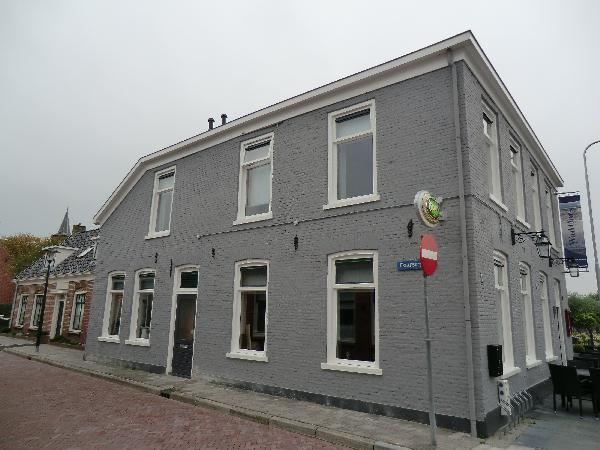 Anjum cafe-restaurant-hotel VERHUURD