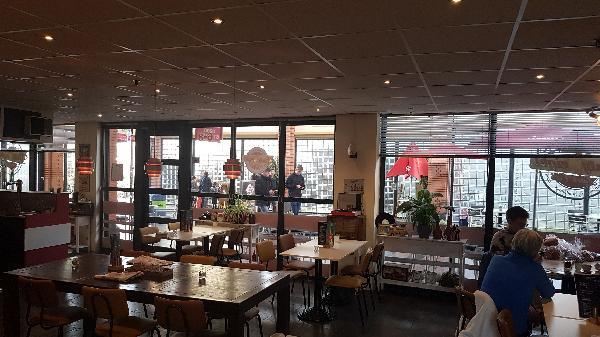 Lunch & Dinnercafé met afhaal & bezorg functie  in modern overdekt winkelcentrum in het bruisende hart van Hoogeveen foto 14