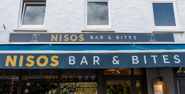 Nisos Bar & Bites in centrum Brunssum foto 1