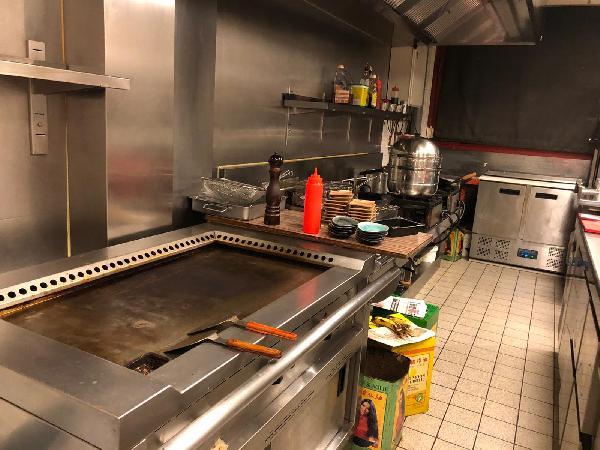 Te koop Sushi/Grillrestaurant Watami te Wageningen foto 9