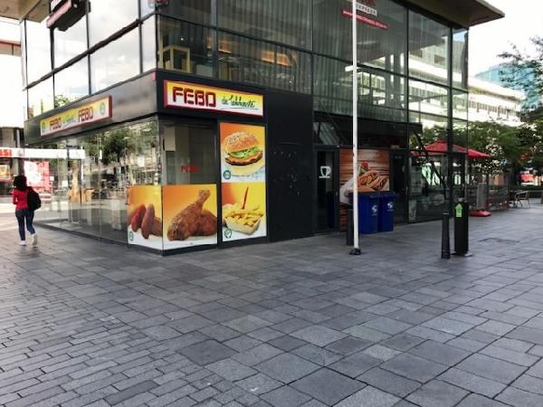 Cafetaria / automatiek te koop in centrum Rotterdam foto 1