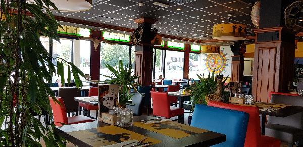 Mexicaans / Zuid Amerikaans Restaurant met groot terras en Gratis parkeren foto 7