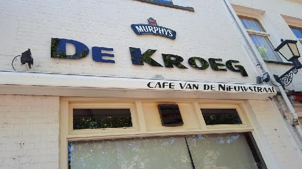 Café met bovenwoning te huur ín de Nieuwstraat in Terneuzen. foto 4