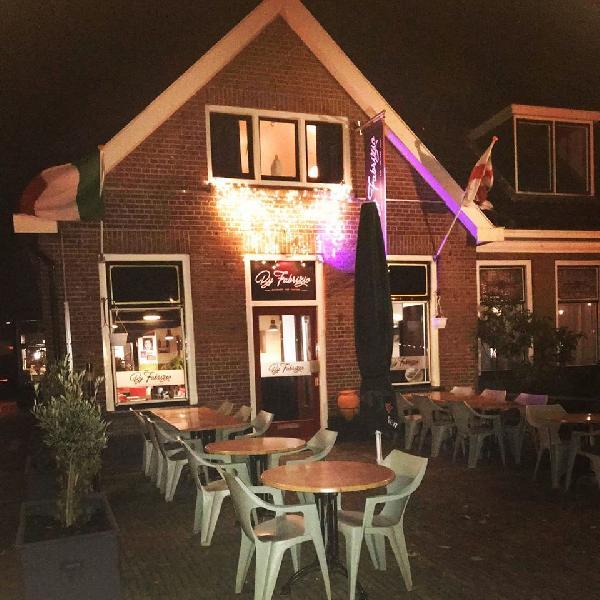 Vries Drenthe nieuw restaurant ter overname met bovenwoning