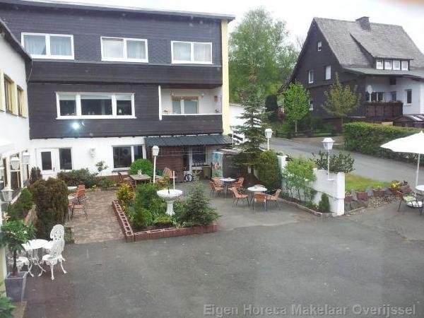 Hotel in Züschen 5 kilometer van Winterberg Top Locatie Sauerland foto 6