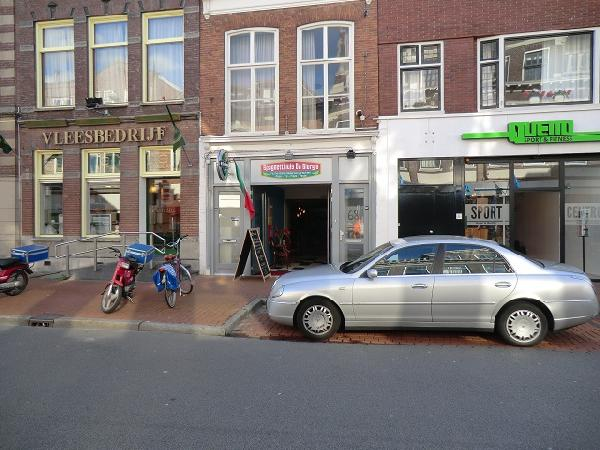Pizzeria centrum stad Groningen  VERHUURD foto 2