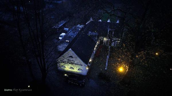 GERESERVEERD - Bistro het Koetshuis Enschede 450 m² Horeca groot terras en park foto 26