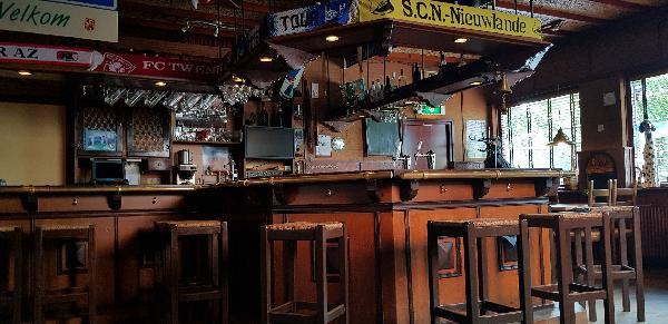 Eetcafé Cafetaria Zaal Terras (Vastgoed Huur of Koop) ca 900m² foto 18