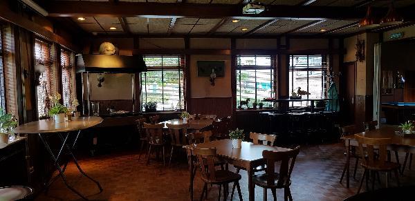 Eetcafé Cafetaria Zaal Terras (Vastgoed Huur of Koop) ca 900m² foto 14